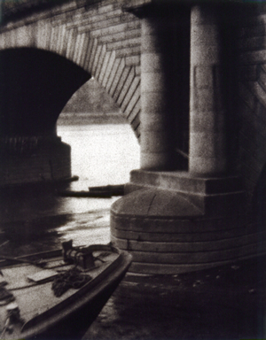 © GEH/31-Studio - Alvin Langdon Coburn - Waterloo Bridge - 31-Studio Platinum Print