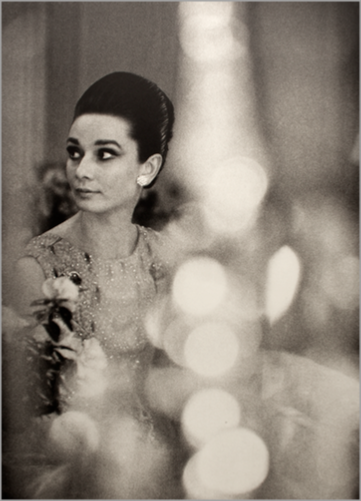 © Angela Williams - Audrey Hepburn - 31-Studio Platinum Print