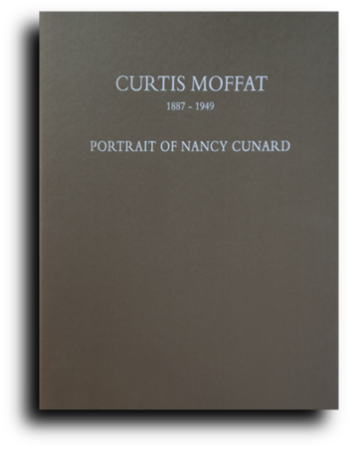 Curtis Moffat - Nancy Cunard - 31-Studio Platinum Prints Cover